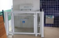 Prefeitura implanta elevador na Escola Municipal Verena de Oliveira Doria