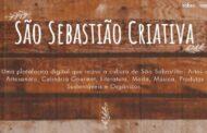 """Sebastião Criativa"""" para auxiliar artistas, coletivos e grupos locais em vendas online durante a pandemia"""