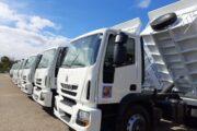 São Sebastião investe em novos caminhões para intensificar serviços de manutenção