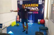 Aulas online de atividades esportivas são oferecidas para todos em São Sebastião