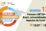 Impactos da pandemia do Covid-19 na população LGBTQI+ no Brasil é tema de debate virtual