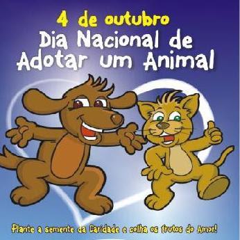 Dia Nacional de Adotar um Animal celebra aqueles que fazem a diferença na vida dos animais domésticos
