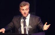 Luciano Huck defende a criação de projetos públicos para o desenvolvimento do Brasil durante bate-papo na ACSP