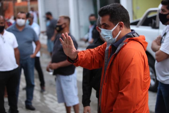 Prefeito Felipe Augusto é diagnosticado com suspeita do Novo Coronavírus