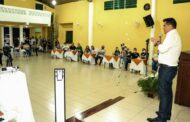 Em sabatina da Igreja, Felipe Augusto se destaca por apresentar obras