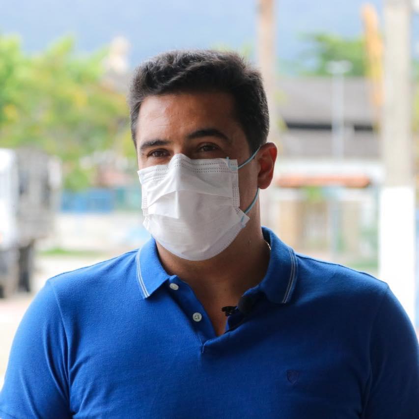 Prefeito Felipe Augusto testa positivo para novo coronavírus