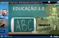 5ª Jornada Pedagógica de São Sebastião discute a reinvenção pedagógica diante da pandemia