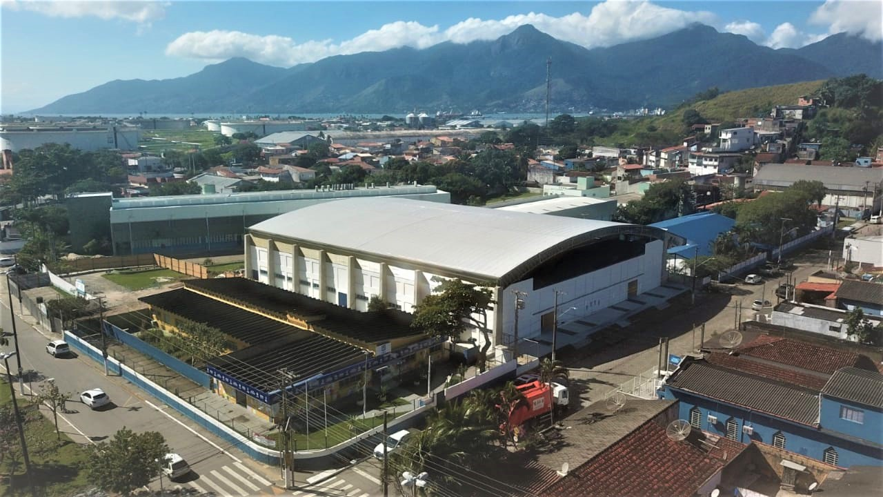 Nova arena esportiva da Topolândia será entregue nesta quarta-feira