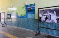 Prefeitura de São Sebastião instala exposições fotográficas em espaços públicos da cidade