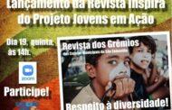 Em São Sebastião, alunos do projeto Jovens em Ação lançam 5ª edição da revista Inspira