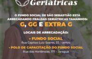Fundo Social segue com campanha de arrecadação de fraldas geriátricas