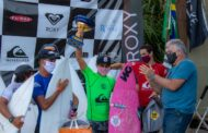 Atletas sebastianenses brilham no último dia do 1º Quiksilver Estadual de Base