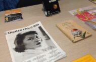 Biblioteca Municipal de São Sebastião celebra centenário da escritora Clarice Lispector com exposição de livros