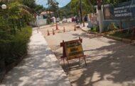 Obra de drenagem resolve problema de alagamento em Barra do Una