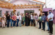 Casa PodeRosa é referência para implantação da Casa da Mulher em Guaratinguetá