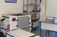 Secretaria da Educação realiza manutenção na escola da Ilha Montão de Trigo em São Sebastião
