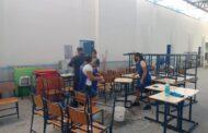 Educação de São Sebastião mantém programação de limpeza e manutenção das unidades escolares
