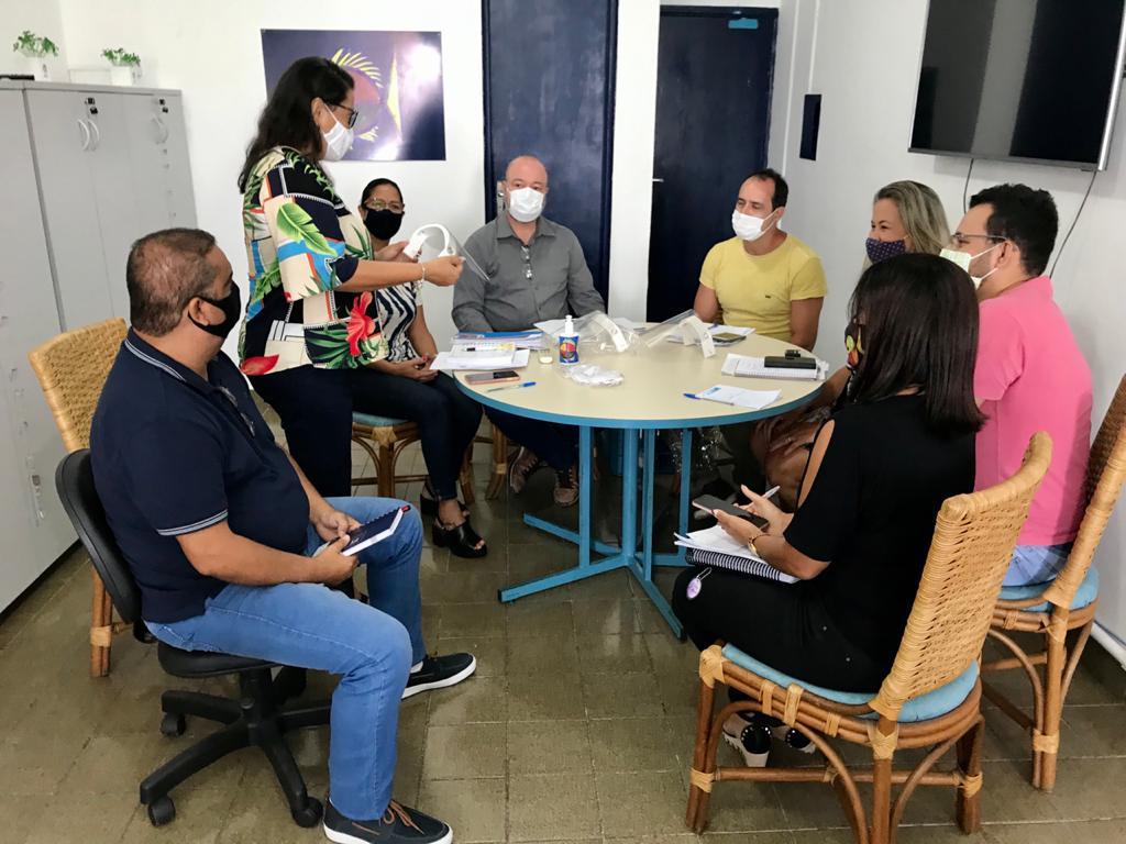 Secretaria da Educação de São Sebastião estabelece reuniões semanais com equipes gestoras