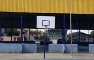 Secretaria de Esportes começa as substituições das tabelas de basquete das quadras e áreas de lazer de São Sebastião