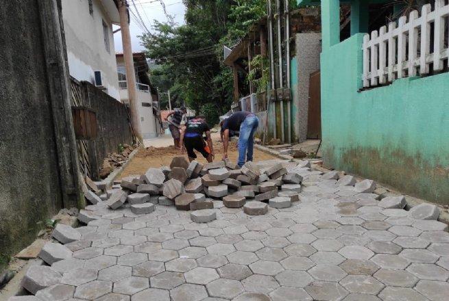 Prefeitura dá continuidade a mutirões em Juquehy e Barra do Una