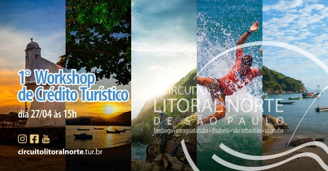 Circuito Litoral Norte realiza 1º Workshop de Crédito Turístico para empresários da região