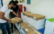 Prefeitura de São Sebastião entrega novos Cadernos de Atividades para auxiliar alunos no ensino remoto