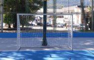 Prefeitura de São Sebastião dá continuidade à manutenção dos espaços esportivos
