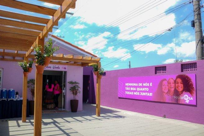 Em São Sebastião, Casa PodeRosa oferece exames de DST e Papanicolau a mulheres vítimas de violência