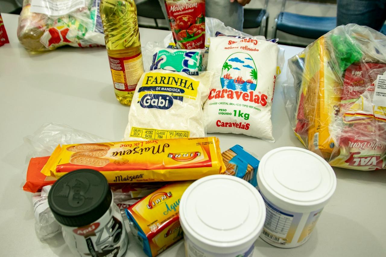 Prefeitura de São Sebastião inicia em maio a oitava fase de distribuição dos kits de alimentação para alunos da rede municipal