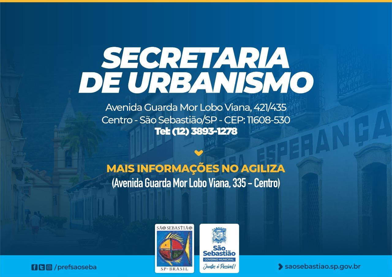 Prefeitura de São Sebastião fiscaliza mais de 190 obras particulares em 60 dias