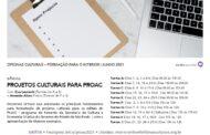 Prefeitura de São Sebastião: Oficina de Projetos Culturais para ProAC está com vagas abertas