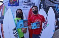 Fu Wax SP SURF Treino é realizado em parceria com a Prefeitura de São Sebastião