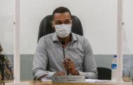 Presidente da Câmara, Reis apresenta sugestões para o Plano Municipal de Saúde 2022-2025