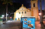 """Centro Histórico recebe a exposição """"20 anos de Restauro da Igreja Matriz"""""""