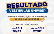 Aprovados em vestibular da Univesp – Polo São Sebastião podem se matricular a partir de segunda-feira (26)