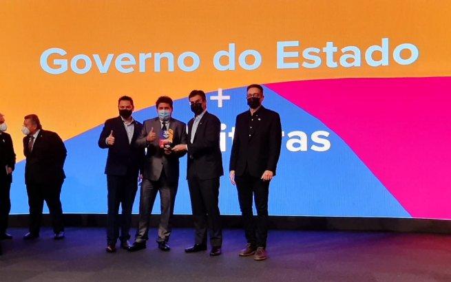 Prefeitura de São Sebastião participa da cerimônia de premiação do programa Juntos Pela Cultura