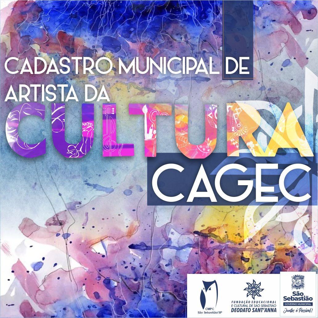 Credenciamento de Artistas, Bandas, Coletivos, Companhias, Grupos e Espaços Culturais continua aberto em São Sebastião
