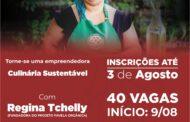 Fundo Social de São Sebastião e Projeto Maria Flor oferecem workshop gratuito sobre culinária sustentável