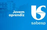 Sabesp abre inscrições para 495 vagas no Programa Aprendiz 2021