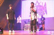Artistas locais se apresentam no evento em comemoração ao Dia Municipal de Hip Hop de São Sebastião