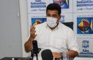 Prefeito Felipe Augusto anuncia vacina para pessoas com 18+ para os próximos 10 dias