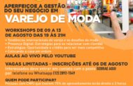 Prefeitura de São Sebastião oferece programa online e gratuito para empreendedores do segmento de moda