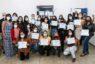 25 alunos recebem certificados no encerramento dos cursos gratuitos de beleza da Prefeitura de São Sebastião