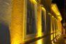 Prédios públicos de São Sebastião ganham iluminação especial em razão da Campanha Setembro Amarelo