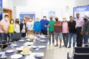 Prefeito Felipe Augusto reúne-se com Associação dos Pescadores de Boiçucanga e encaminha atendimento de reivindicações